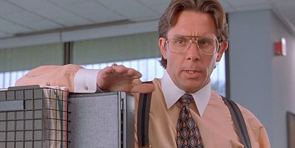 office space, movies/tv