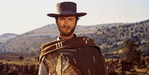 Westerns, Clint Eastwood, movies/tv