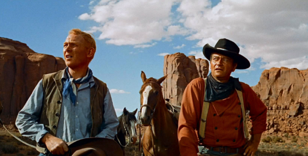 The Searchers, Westerns, movies/tv, John Wayne