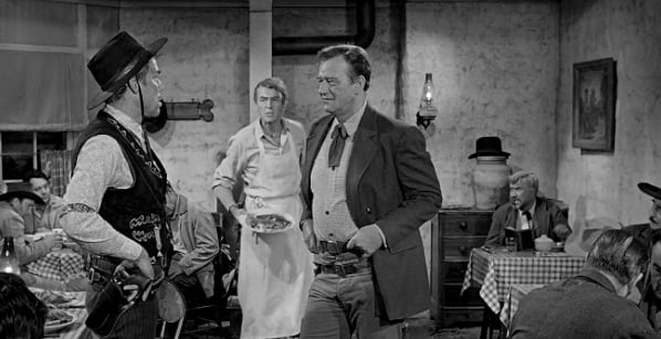 The Man Who Shot Liberty Valance, Westerns, movies/tv