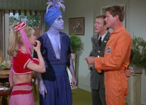 I Dream of Jeannie, movies/tv
