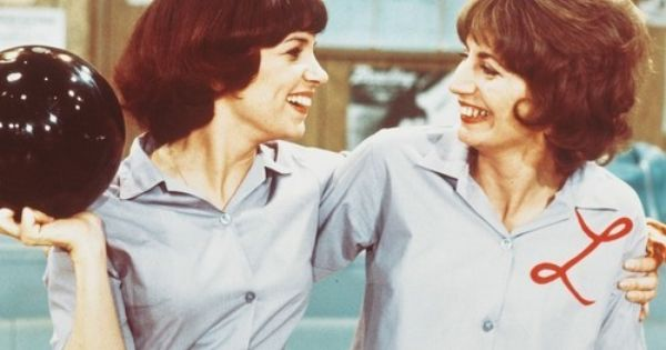 Laverne and Shirley, movies/tv