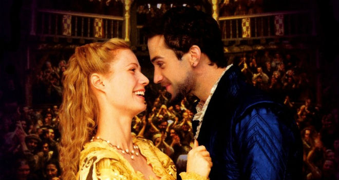 Shakespeare In Love, movies/tv, relationships, pop culture
