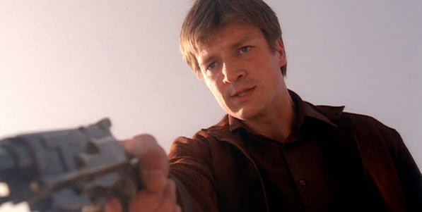 Captain Malcolm Reynolds, Firefly, movies/tv