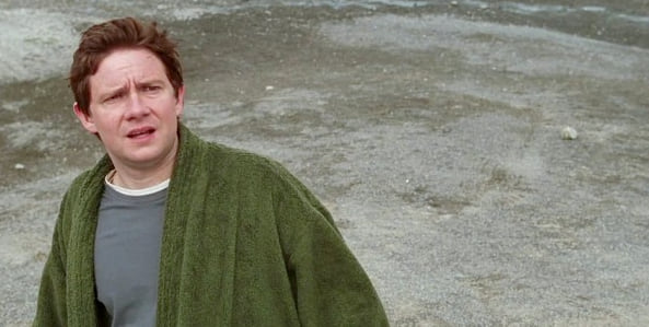 Arthur Dent, Hitchhikers Guide to the Galaxy, movies/tv