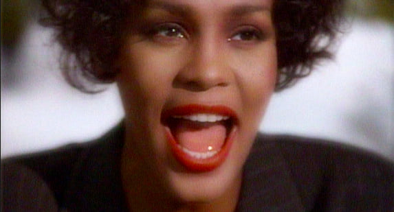 Whitney Houston, Music