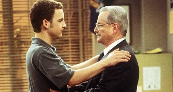 mr feeny, boy meets world, 90s, 90s TV, 90s television, movies/tv