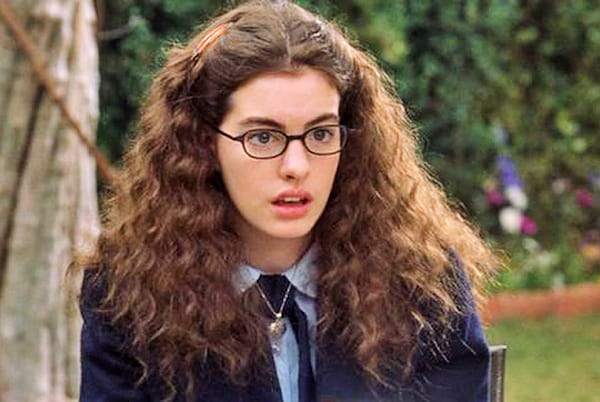 princess diaries, Anne Hathaway, princess, movies/tv, pop culture