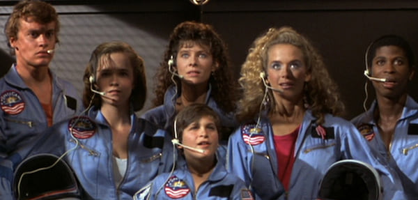 Space Camp, movies/tv