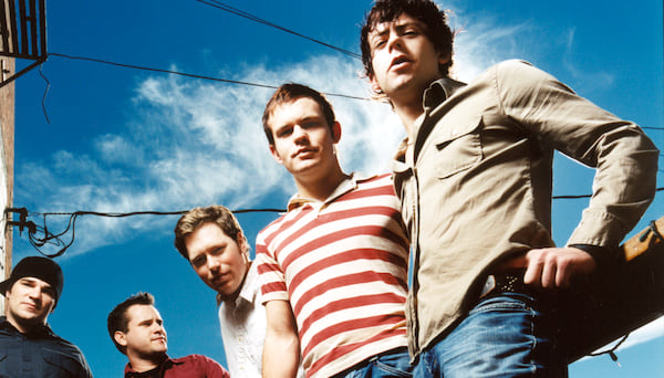 The Get Up Kids, emo, 90s emo, Music, movies/tv
