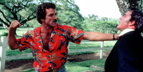 Magnum PI, Tom Selleck, action, 80s, movies/tv