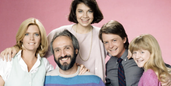 Family Ties, 80s, movies/tv