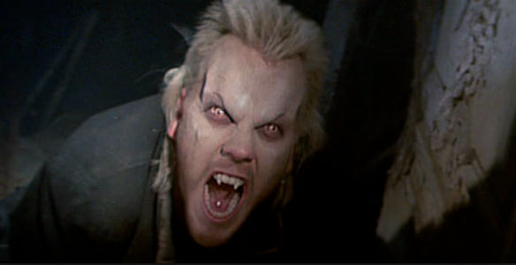 The Lost Boys, vampires, 90s, movies/tv
