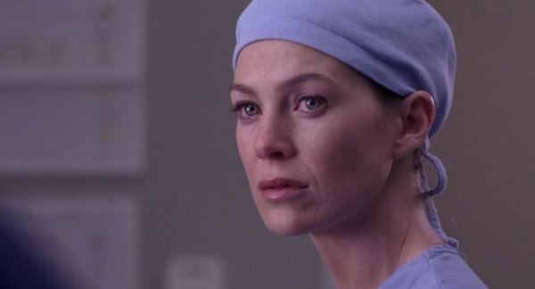 greys anatomy, grey's anatomy, meredith grey, sad, cry, movies/tv