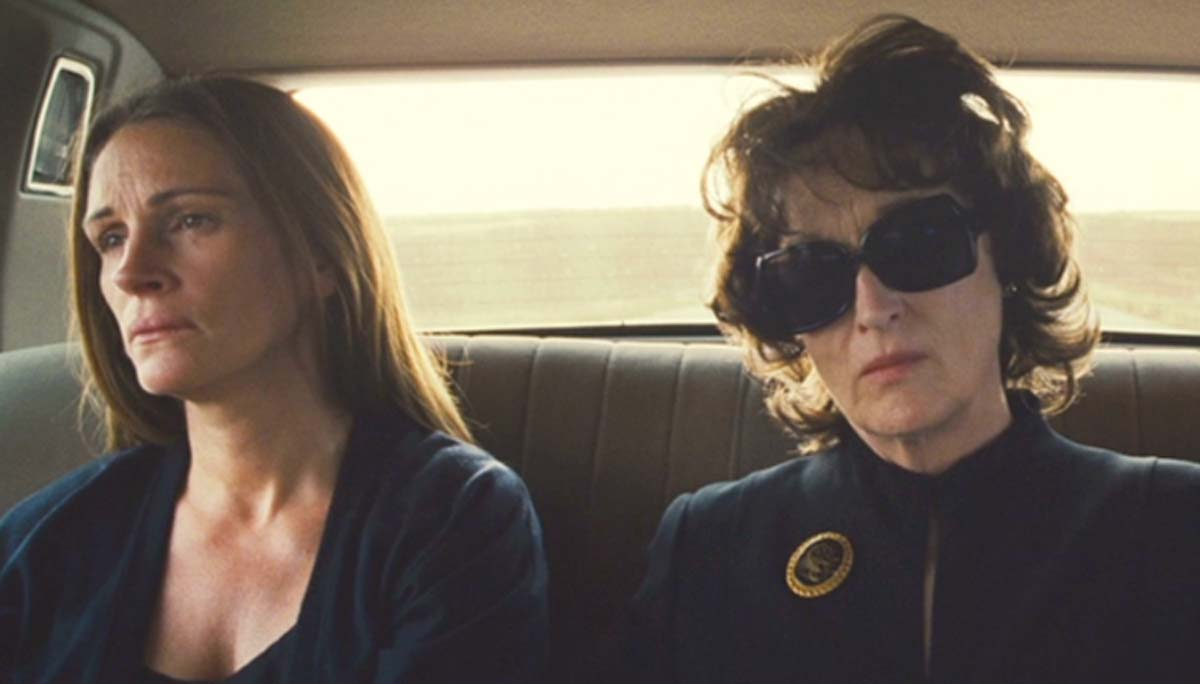 August: Osage County Julia Roberts, meryl streep, movies/tv