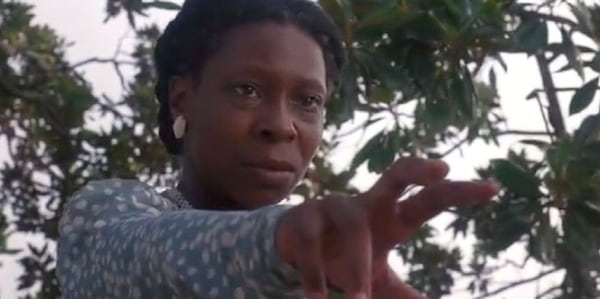 The Color Purple, Oprah Winfrey, Whoopi Goldberg, 80s, movies/tv