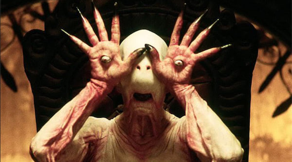 Pan's Labyrinth, horror, scary, movies/tv