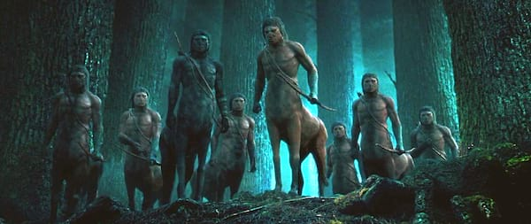 harry potter, centaurs, mythical creatures