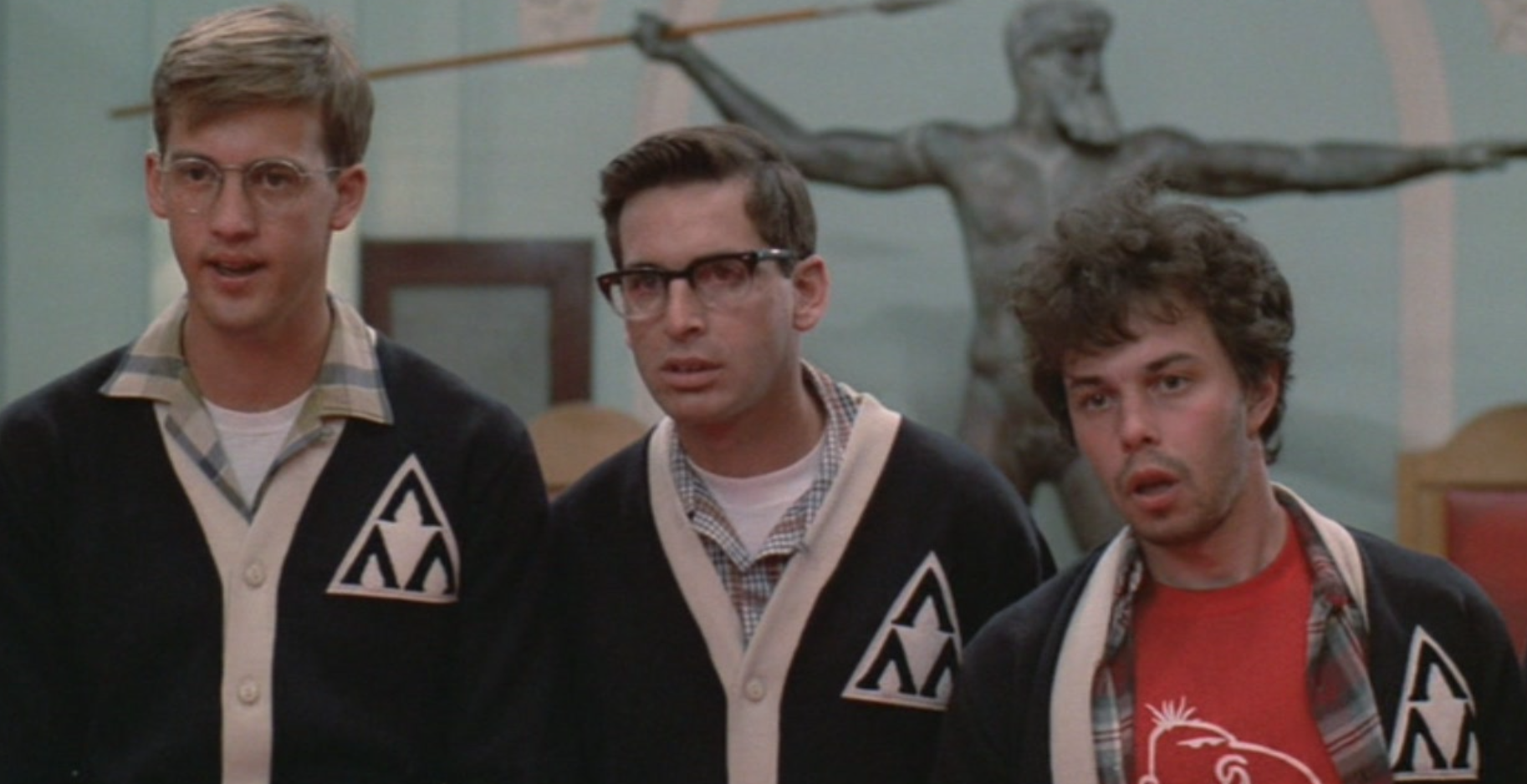 Revenge of the Nerds, movies/tv