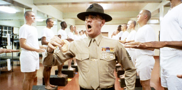 Full Metal Jacket, army, marines, veitnam, movies/tv