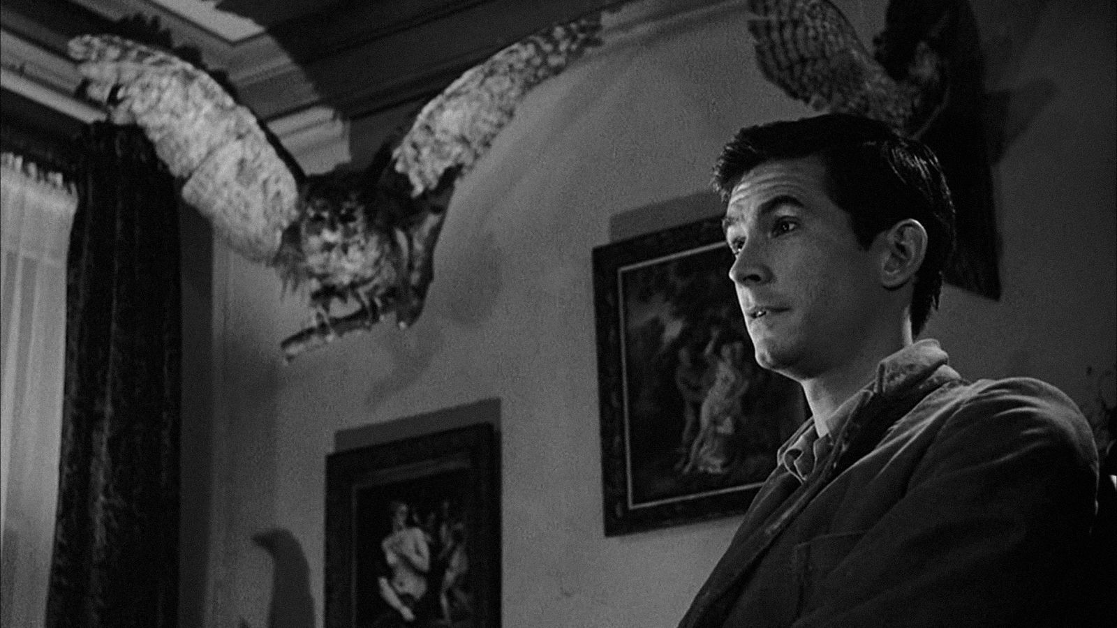 Psycho, 50s movies, 50, norman bates, scary, scared, movies/tv