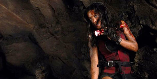 The Descent, horror, movies/tv