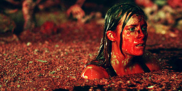 The Descent, horror, blood, movies/tv