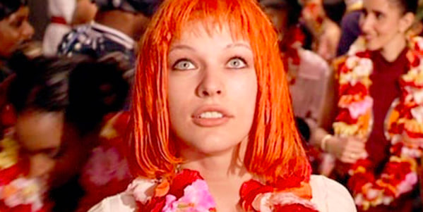 The Fifth Element, movies/tv