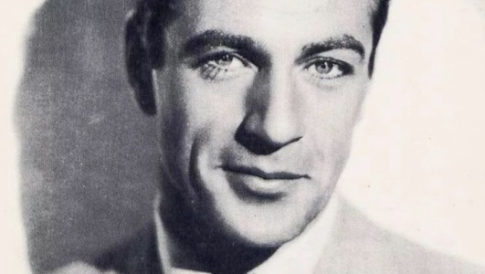 Gary Cooper, old hollywood, celebs