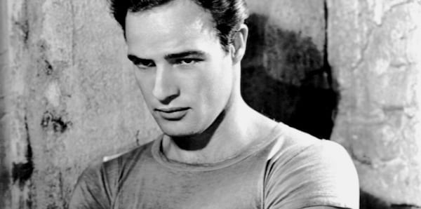 marlon brando, old hollywood, celebs