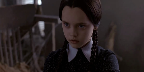 wednesday addams, The Addams Family, movies/tv