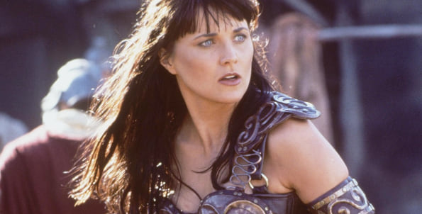Xena, Xena Warrior Princess, movies/tv