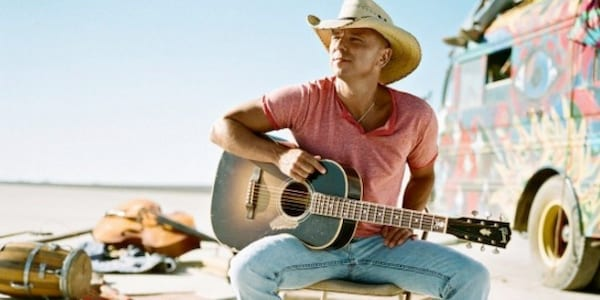Kenny Chesney, country, Music