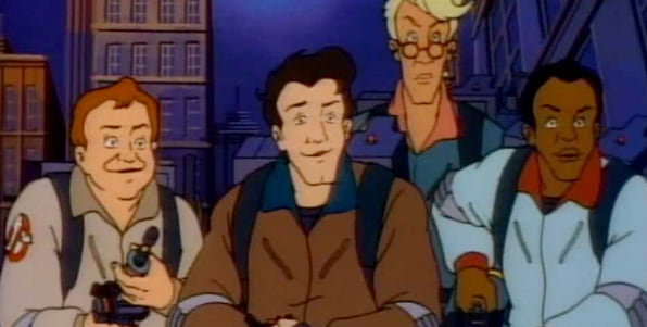 The Real Ghostbusters, 80s, cartoons, movies/tv