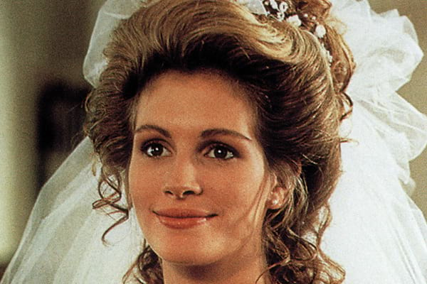julia roberts, southern belle, wedding, Steel Magnolias, celebs, movies/tv