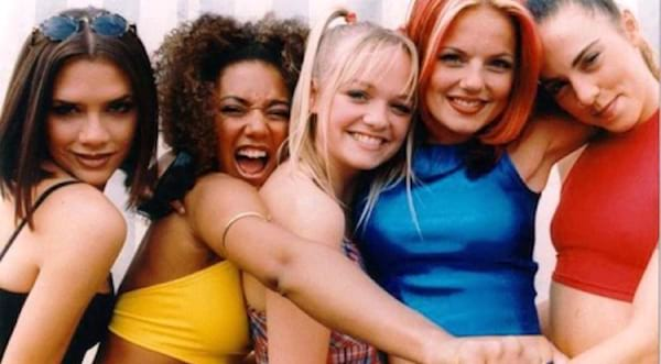 spice girls, celebs, Music, movies/tv
