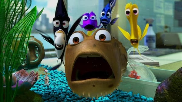 finding nemo, animated, animals, family, movies/tv