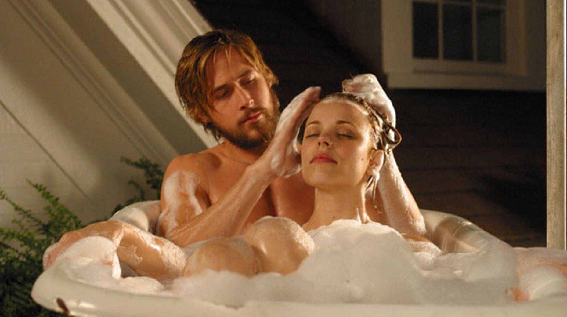 the notebook, ryan gosling, rachel mcadams, nicholas sparks