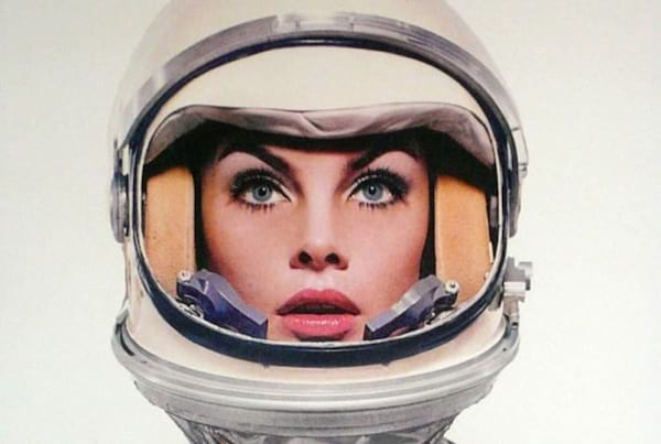 astronaut, woman, science, space
