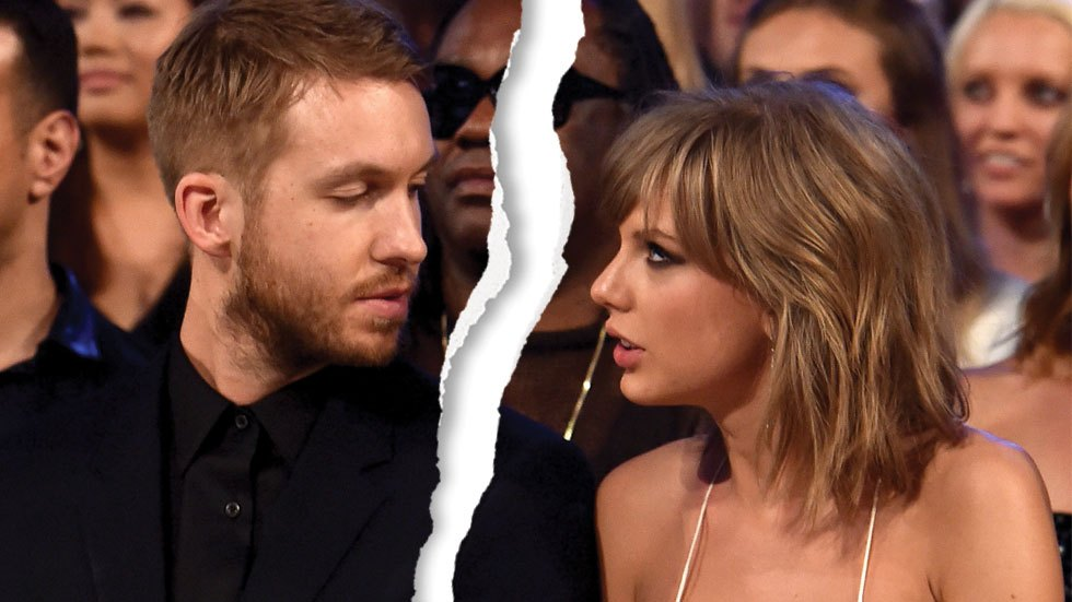 calvin harris, Taylor Swift, breakup, celebs, Music, pop culture