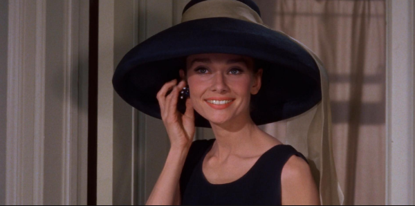 breakfast at tiffany's, audrey hepburn, classic, movies/tv