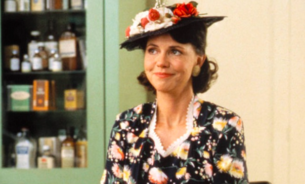 forrest gump, sally field, movies/tv