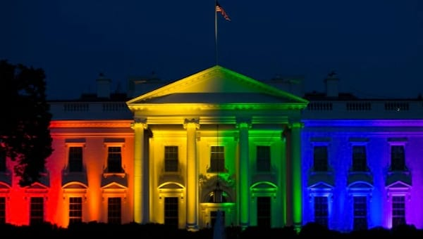 gay marriage, white house, rainbow, news, 2015, pop culture