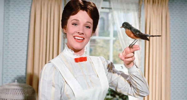 Mary Poppins, Disney