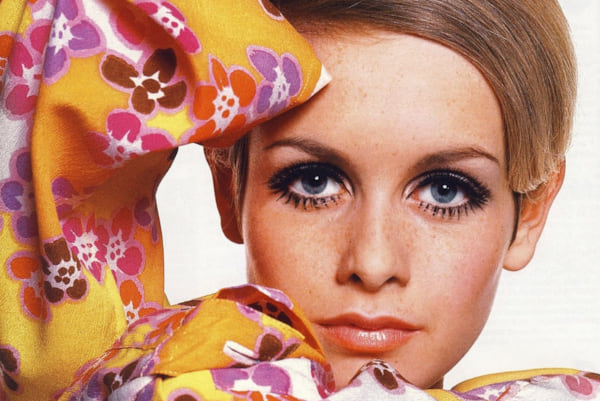 Twiggy, fashion, 60s