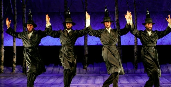 fiddler on the roof, broadway, musical