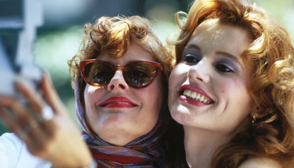 Thelma And Louise, movies/tv