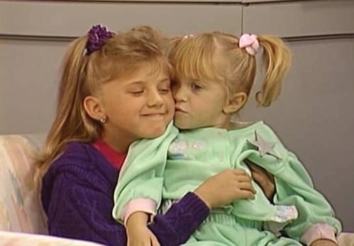 sisters, full house, movies/tv
