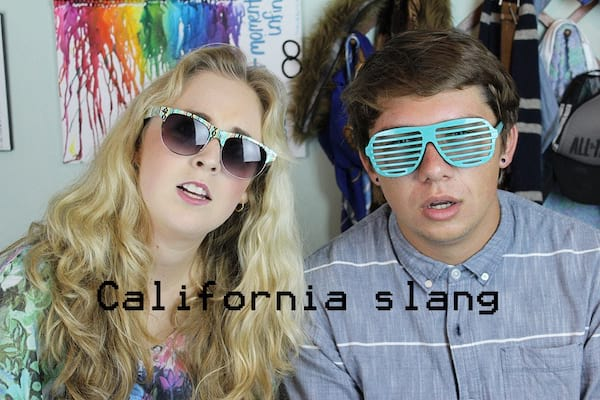 SoCal, slang, pop culture