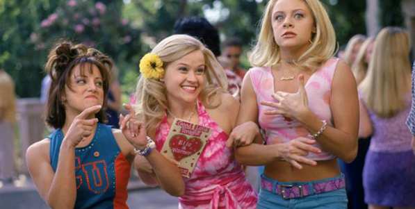 legally blonde, reese witherspoon, movies/tv